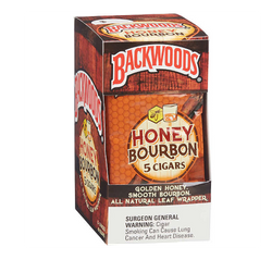 Backwoods Carton *Honey Bourbon*