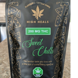 High Heals Sweet Chilli Chips