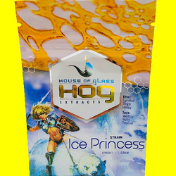 House Of Glass Ice Princess (shatter)