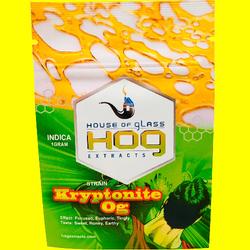 House Of Glass Kryptonite OG (shatter)