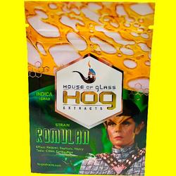 House Of Glass Romulan (shatter)