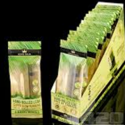 King Palm Hand- Rolled Leaf King Size x 2   10$ for 1 or 25$ for 3