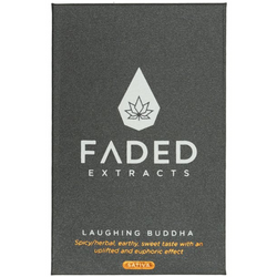 Laughing Buddha Faded Shatter