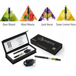Elements Pen KIT SATIVA 500mg - $65