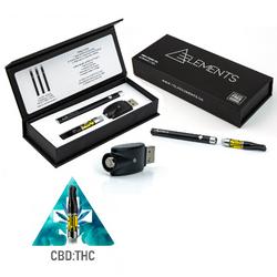 Elements Pen KIT CBD:THC 500mg  $65