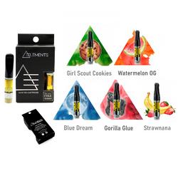 Elements Cartridge HYBRID  500mg - $50