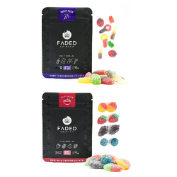 Faded - Fruit or Party Pack (240mg)