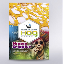 Hippie Crippler- House of Glass (HOG) Hybrid