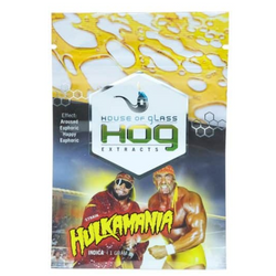 HULKAMANIA Shatter- House of Glass (HOG) Hybrid
