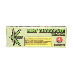200mg Mint Chocolate - Kush's