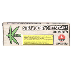 500mg Strawberry Cheesecake Chocolate - Kush's