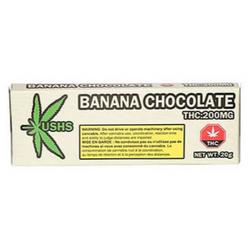 500mg Banana Chocolate - Kush's