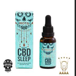 Mota CBD Sleep Tincture 1000mg