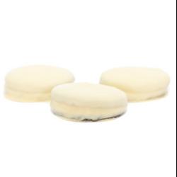 MOTA white chocolate covered sandwich cookies - 200 mg THC 200 mg CBD
