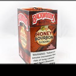 BACKWOODS® - Honey Bourbon (1 Pack) SALE!