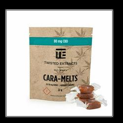 CBD Cara-Melts (80mg CBD)