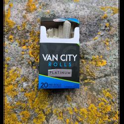 "Van City Rolls ""Platinum"""