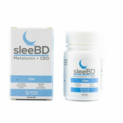 SLEEBD *RAW 600MG CBD*