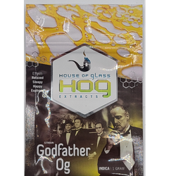 House of Glass Godfather OG Shatter