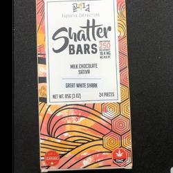 Shatter Bar 250mg  ✨420 SALE✨