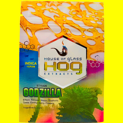 House Of Glass Extracts Godzilla (shatter)