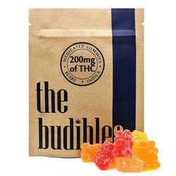 THE BUDIBLES | BEARS | 200mg THC