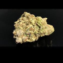 PLATINUM DEATH BUBBA 25-27% THC - Premium