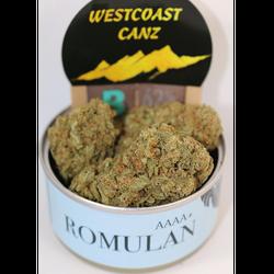 Romulan (AAAA+) 21-25% THC