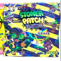 Sour Patch Dummies – THC Gummies | Grape (500mg)