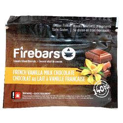 FireBars - THC Chocolates | French Vanilla (140mg)