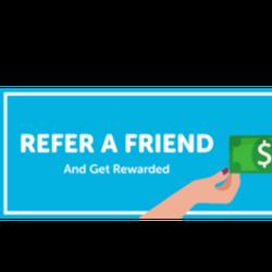 *****REFER A FRIEND GET $30.00 CASH BACK******
