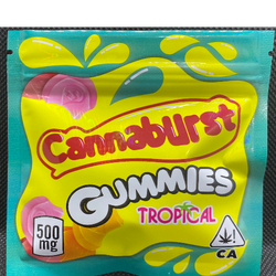 Tropical Cannaburst 500mg