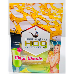 House Of Glass Maui Wowie (shatter)