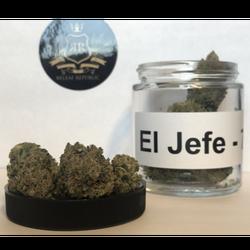 EL JEFE AAAA+ HEAVY GAS