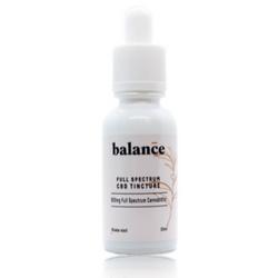 Balance Tincture Full Spectrum 600mg CBD