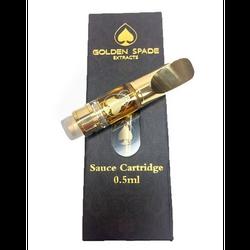 Golden Spade .05ML Cartridge's – MK Ultra