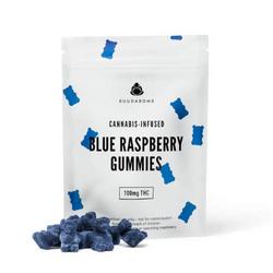 BuudaBomb-Blue Raspberry Gummmies