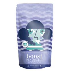 Boost Milk Chocolate Pack - CBD 200mg