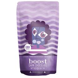 Boost Dark Chocolate Pack - CBD 200mg
