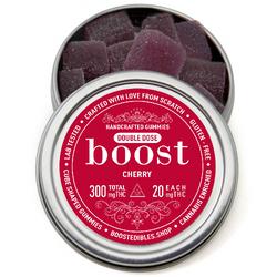Boost THC Cherry Gummies - 300mg