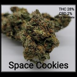 Space Cookies AAAA Indica Dominate