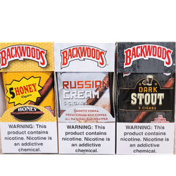 Exotic Backwoods (Assorted Flavours) 🌴 💨