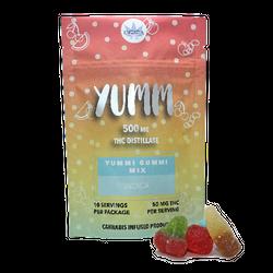 YUMM - YUMMI GUMMI MIX 500MG - SATIVA OR INDICA