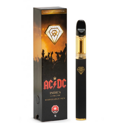 Diamond Concentrates Disposable (Distillate) –Ac/Dc (1g) Limited Edition