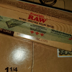 Raw Rolling Papers 1-1/4