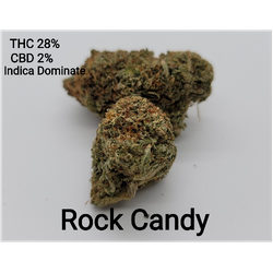 Rock Candy AAAA Indica Dominate