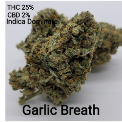 Garlic Breath 70/30 indica