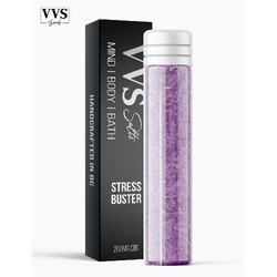 VVS Bath Salts – Stress Buster 11oz   200mg CBD