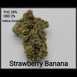 Strawberry Banana AAAA Indica Dominate