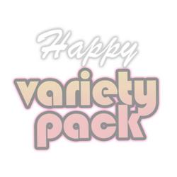 Happy Variety Pack (5 Grams)
